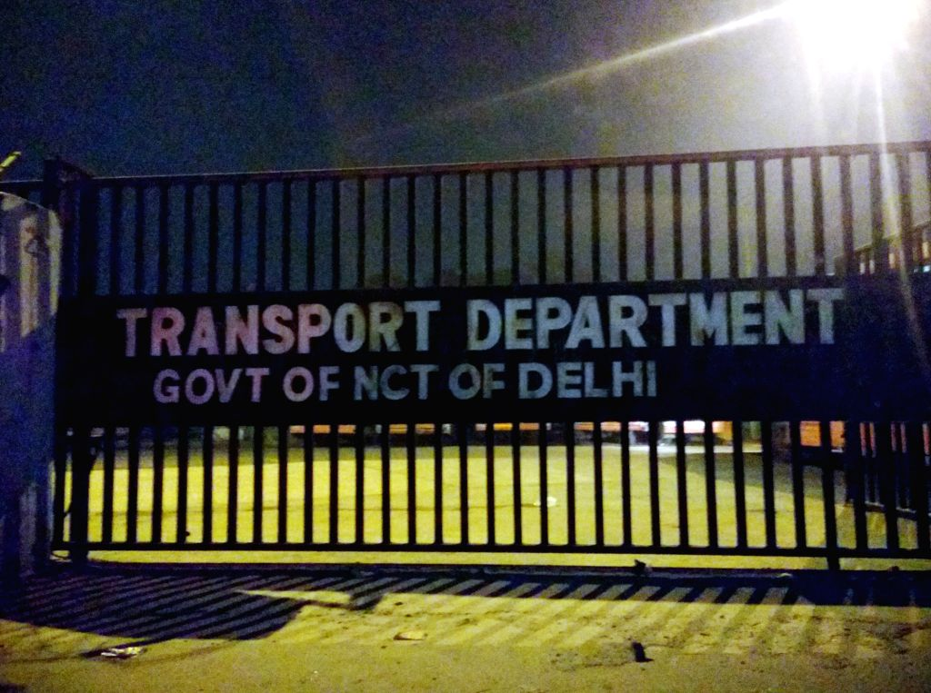 Delhi Transport Department. (File Photo: IANS)