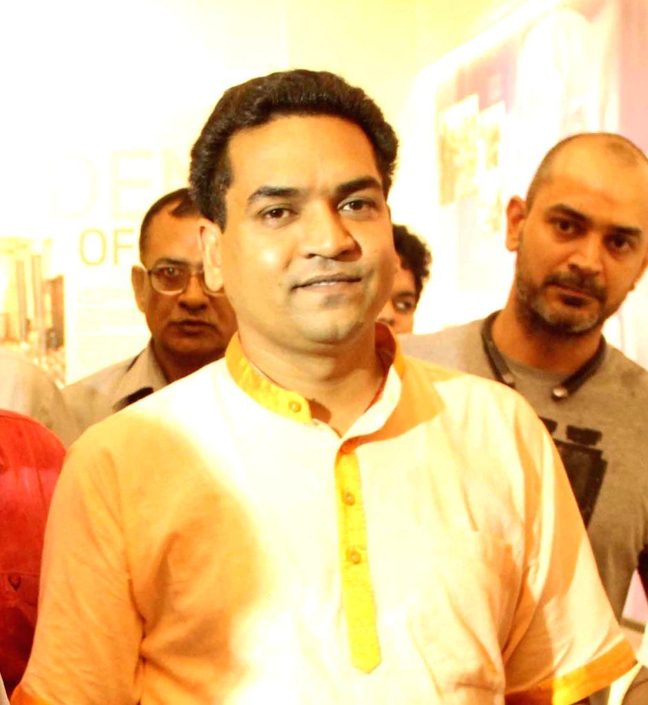 Delhi Water Minister Kapil Mishra. (File Photo: IANS) - Kapil Mishra