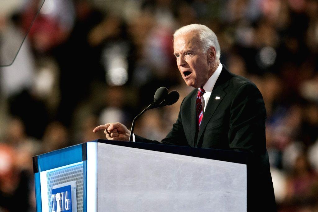Democrats clash over healthcare in presidential debate