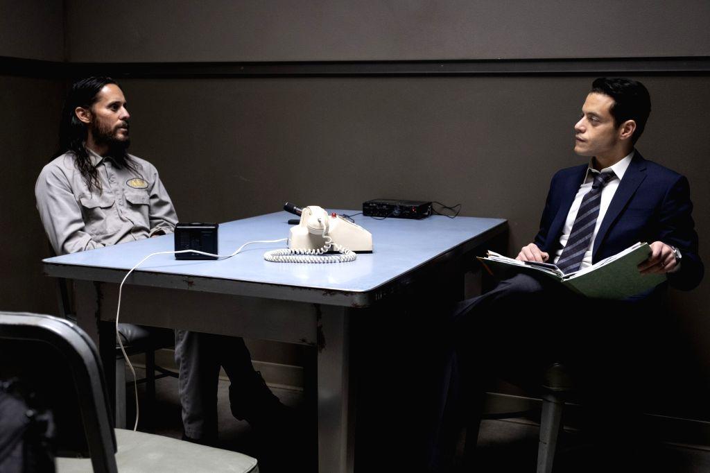 Denzil Washington on working with Rami Malek, Jared Leto