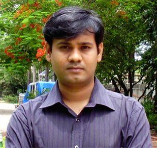 Depak Kumar of the Indian Institute of Chemical Biology - Depak Kumar