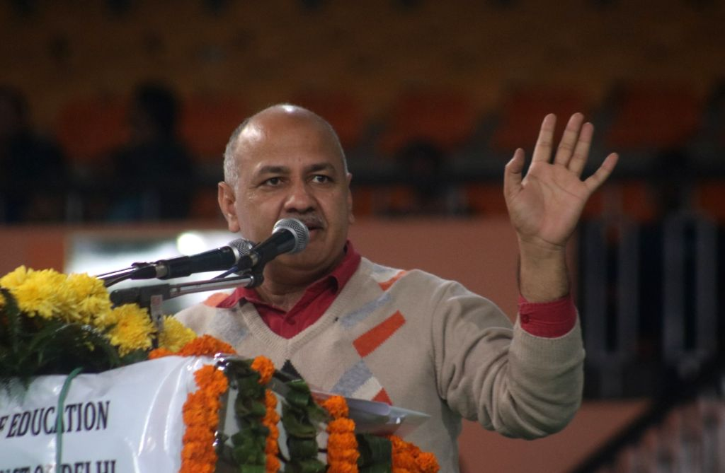 Deputy Chief Minister Manish Sisodia. (File Photo: IANS) - Manish Sisodia