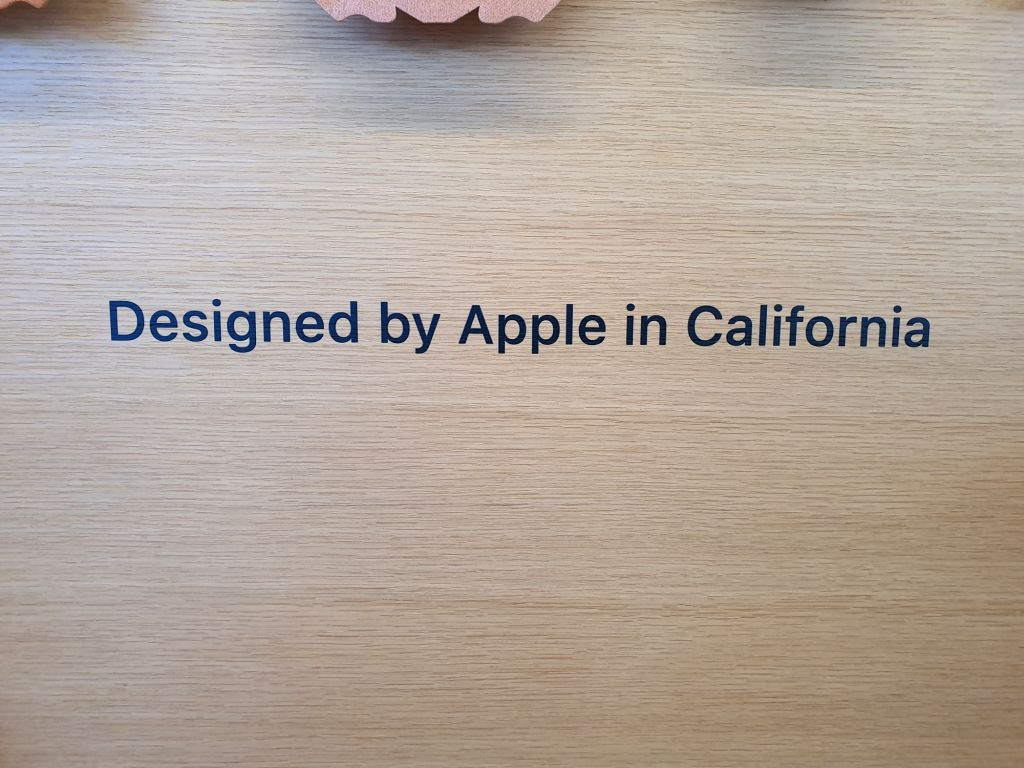 Designed by Apple in California. (File Photo: IANS)