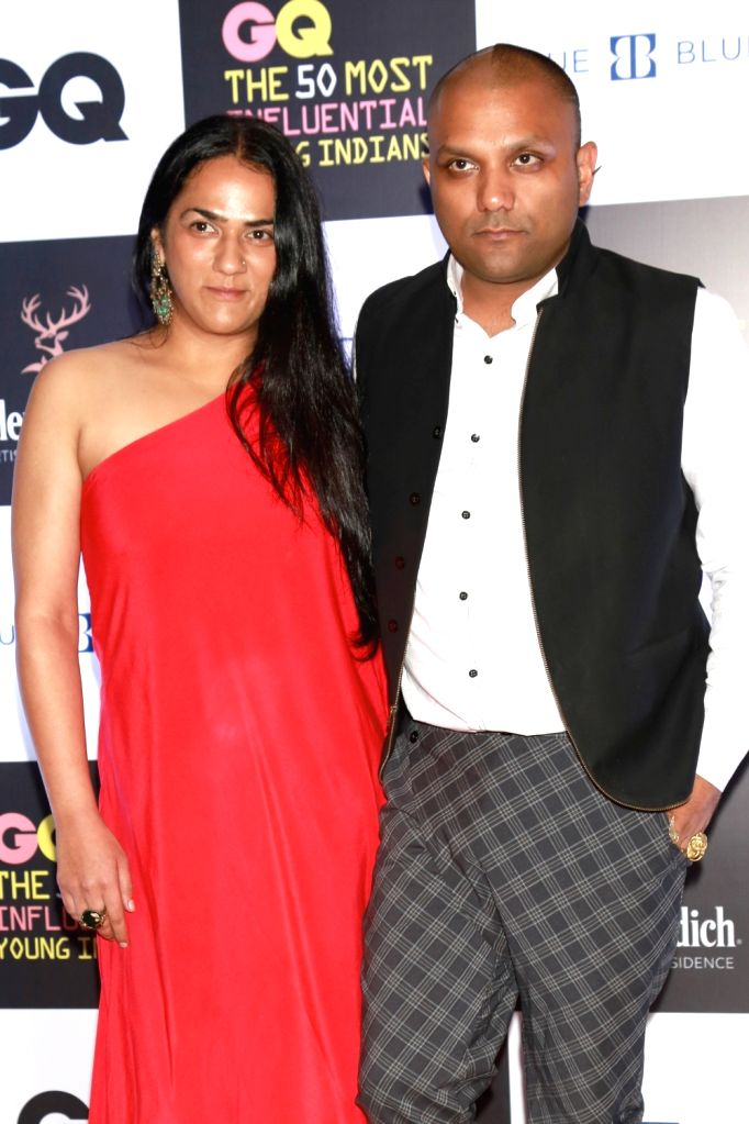 """Designer Gauav Gupta at the Red Carpet of """"The Most Influential Young Indians of 2016"""" organized by GQ, in New Delhi on July,02,21016 - Gauav Gupta"""