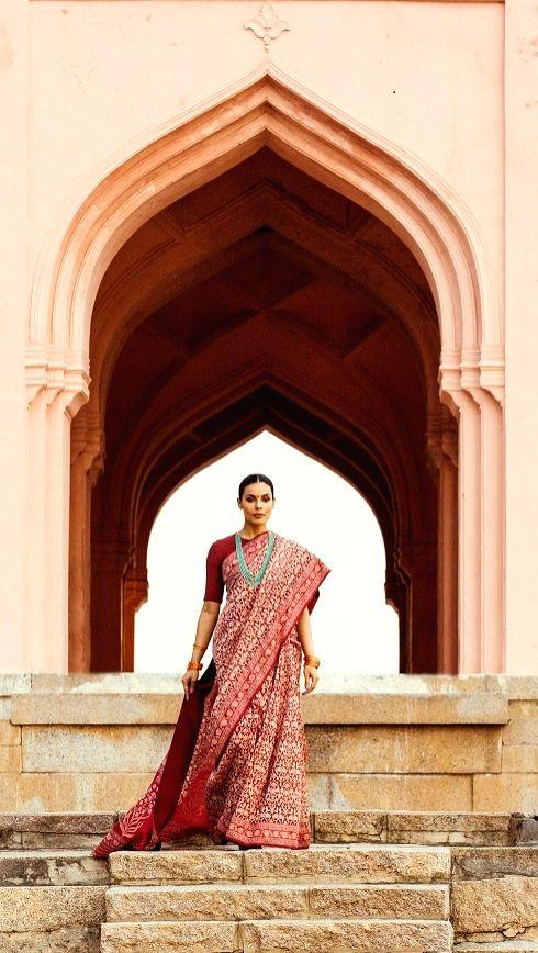 Designer Gaurang Shah's ode to yesteryear singer Taramati - Gaurang Shah