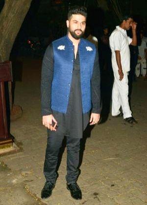 Designer Kunal Rawal.