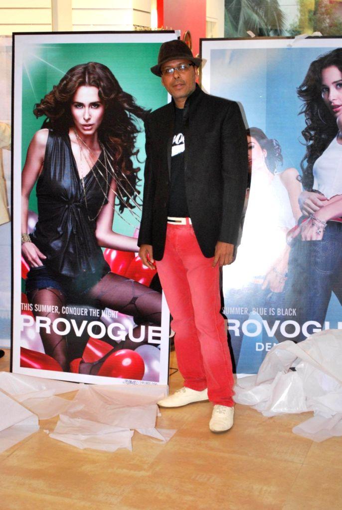 Designer Narendra Kumar Ahmed ties up with Provogue in Mumbai.