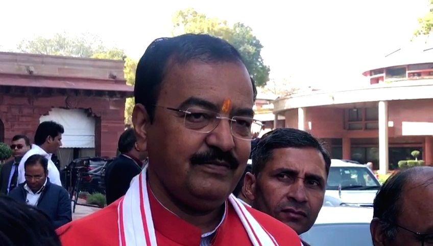 Despite Jamaati episode, we managed to contain Covid-19 in India's largest state: Dy CM Maurya (IANS Exclusive)