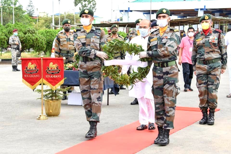 Despite sacrifices, Assam Rifles committed to defeat secessionist forces