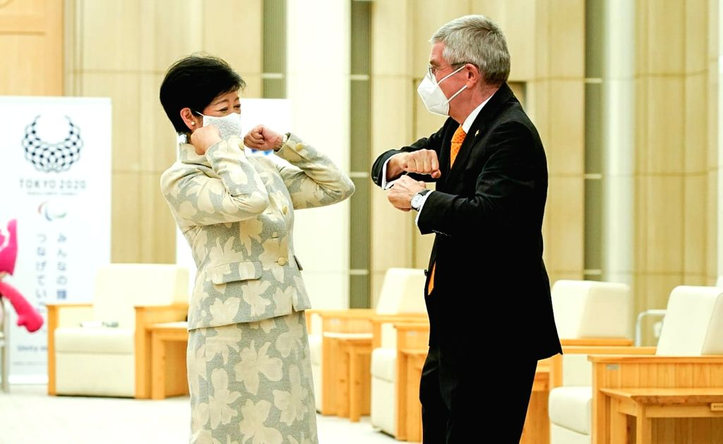 Determined to stage safe, secure Olympics next year: Tokyo Governor.