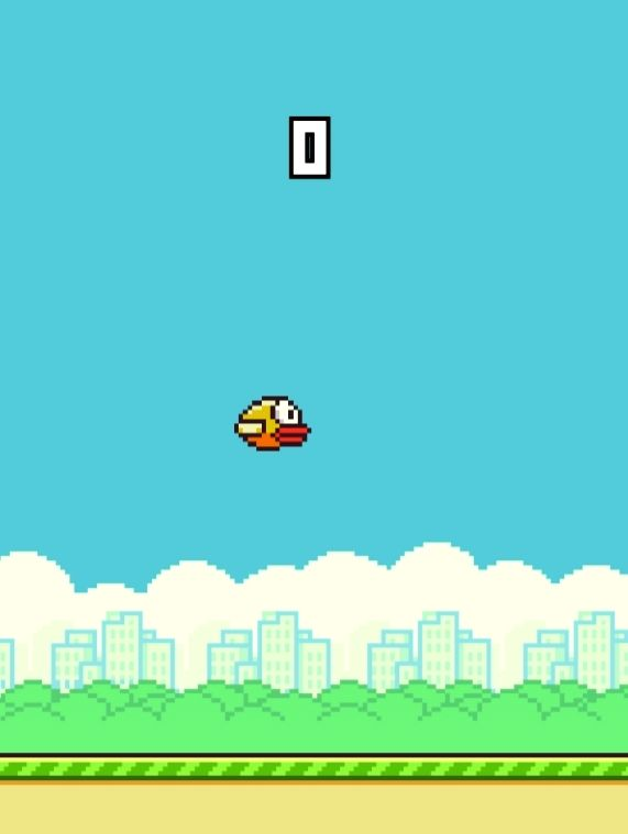 Developer runs Flappy Bird game in macOS interactive notifications.
