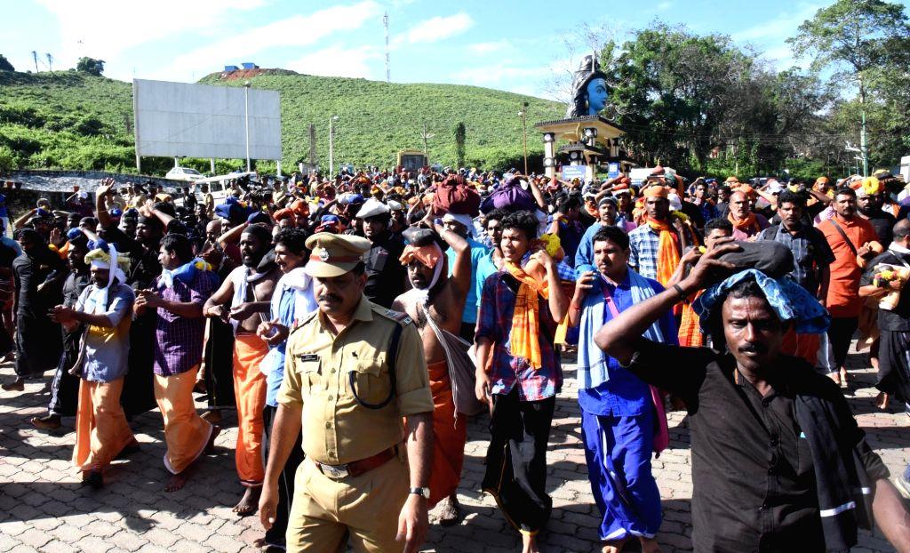 Nilackal (Kerala): Sree Chitra Atta Thirunal pooja
