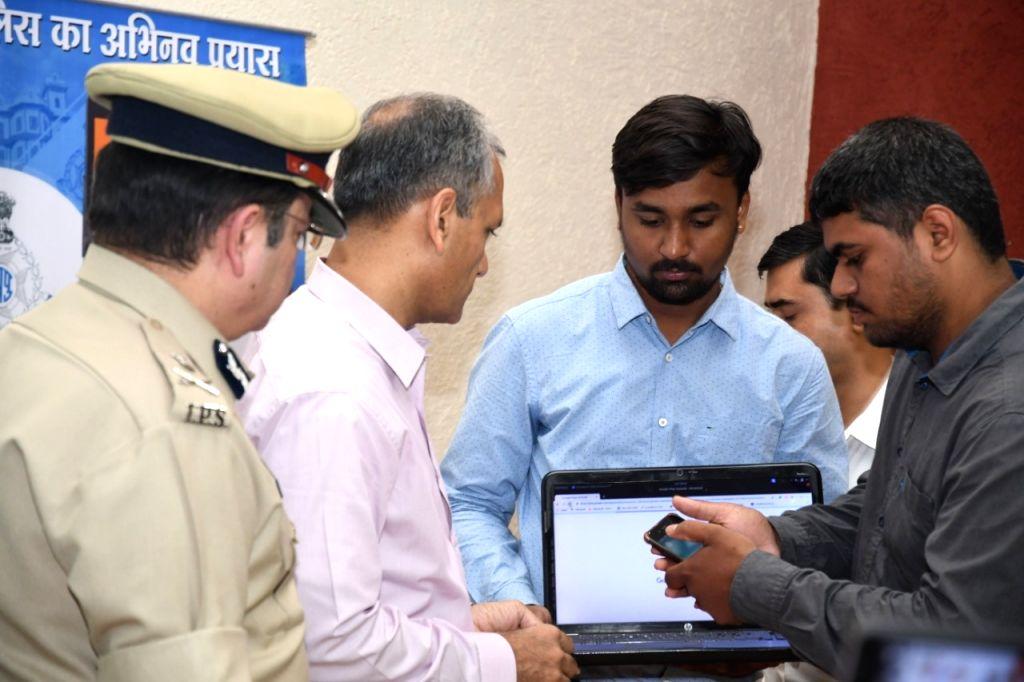 DGP VK Singh,