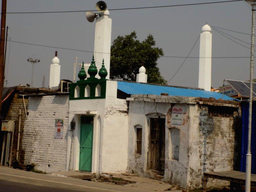 Dhannipur Mosque land.
