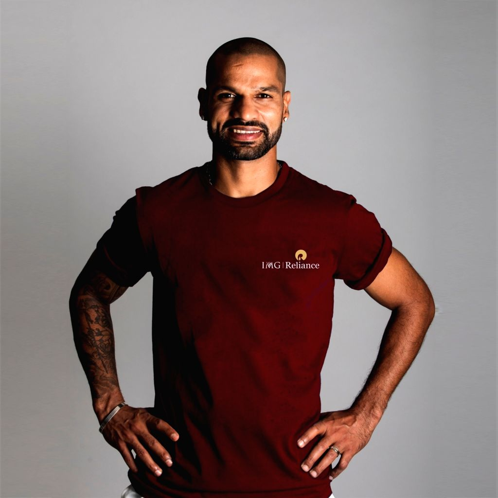 Dhawan signs marketing & management agreement with IMG Reliance