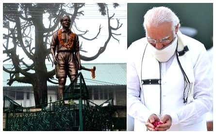 Dhyan Chand's magic with hockey stick unforgettable: PM.