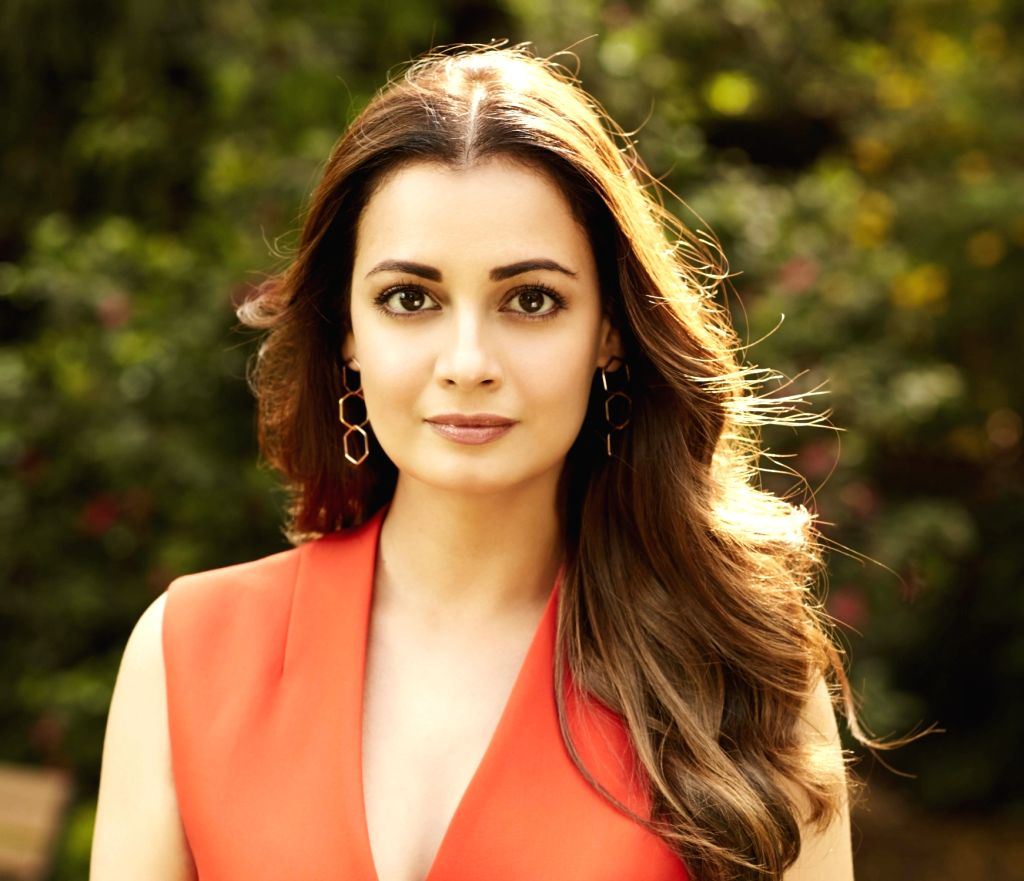 Dia Mirza, Adrian Grenier chat about nature and more. - Dia Mirza