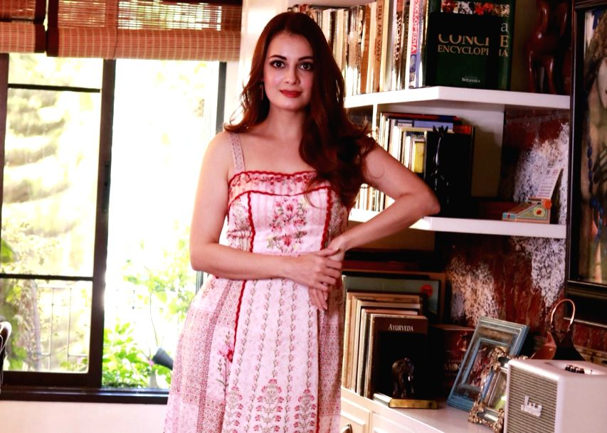 Dia Mirza: I faced a stalker when I was younger. - Dia Mirza