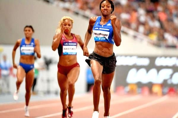 Diamond League opener moved to England from Morocco.