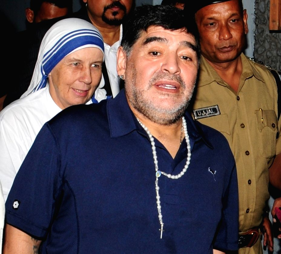 Diego Maradona. (File Photo: IANS)