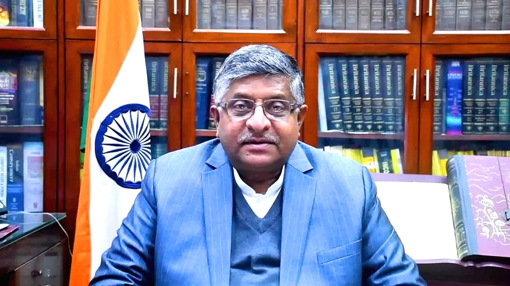 Digital ecosystem needs a legal framework for governance: Ravi Shankar Prasad.