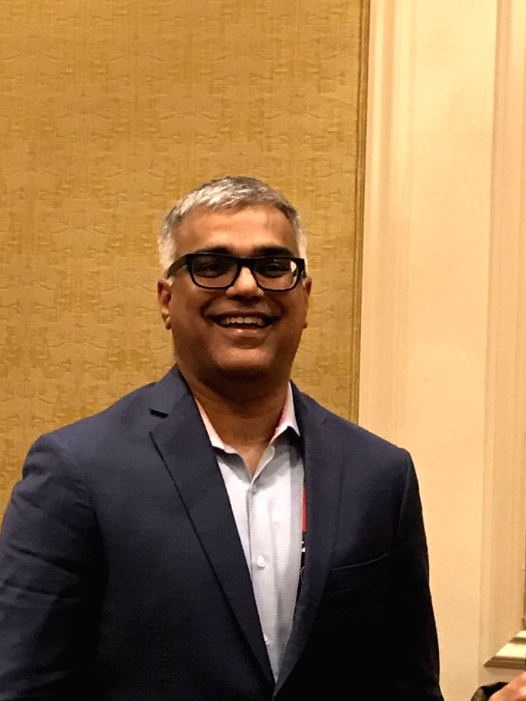 Dilip Bhatia, Lenovo's Vice President, Global Marketing, User and Customer Experience, PCs and Smart Devices.