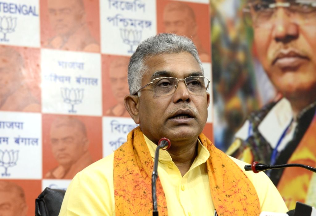 Dilip Ghosh. (File Photo: IANS) - Dilip Ghosh