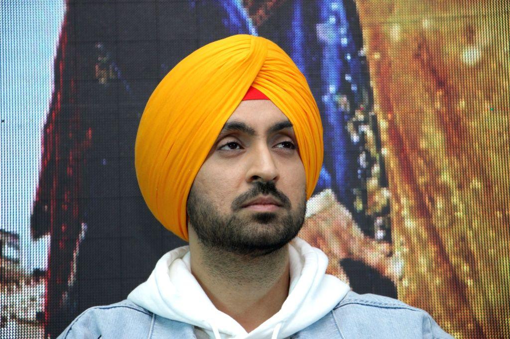 Diljit Dosanjh. (Photo: IANS)