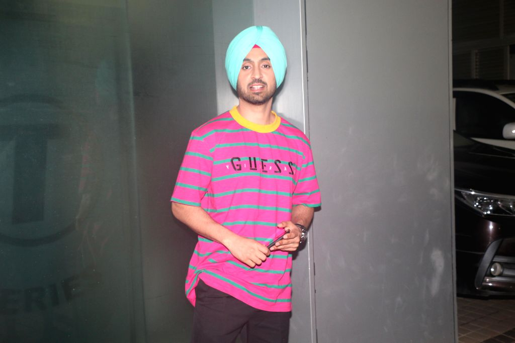 Diljit Dosanjh. (Photo: IANS)