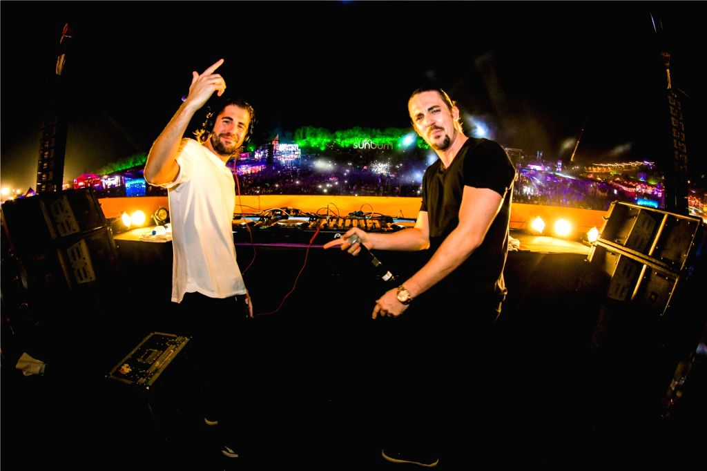 Dimitri Vegas & Like Mike to headline Sunburn For Goa.