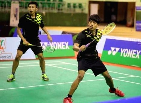Dingku Sing Kontohoujam and Manjit Singh of Manipur are part of the team selected for Asian Junior Championships to be played in China in July. - Manjit Singh