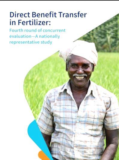 Direct Benefit Transfer in Fertilizer.