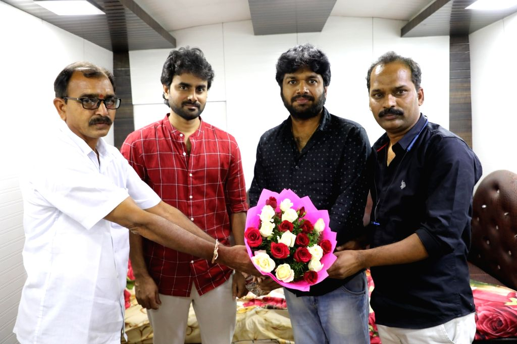 Director Anil Ravipudi Released Poster Movie First Look.