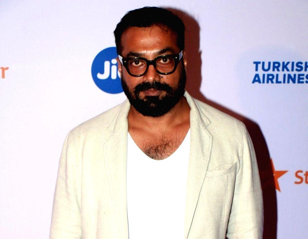Director Anurag Kashyap. (File Photo: IANS) - Anurag Kashyap