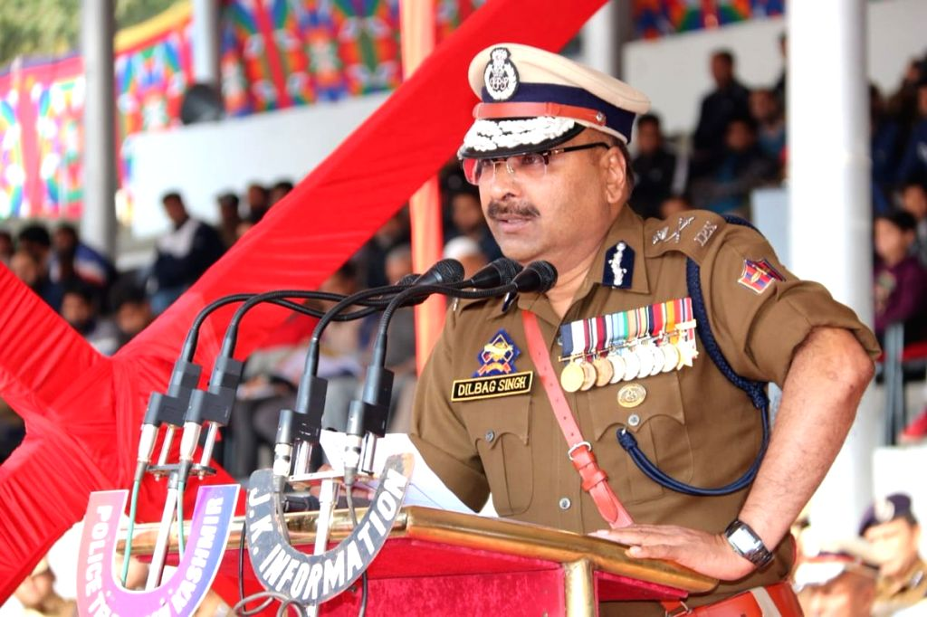 Director General of Police (DGP) Dilbag Singh. - Dilbag Singh