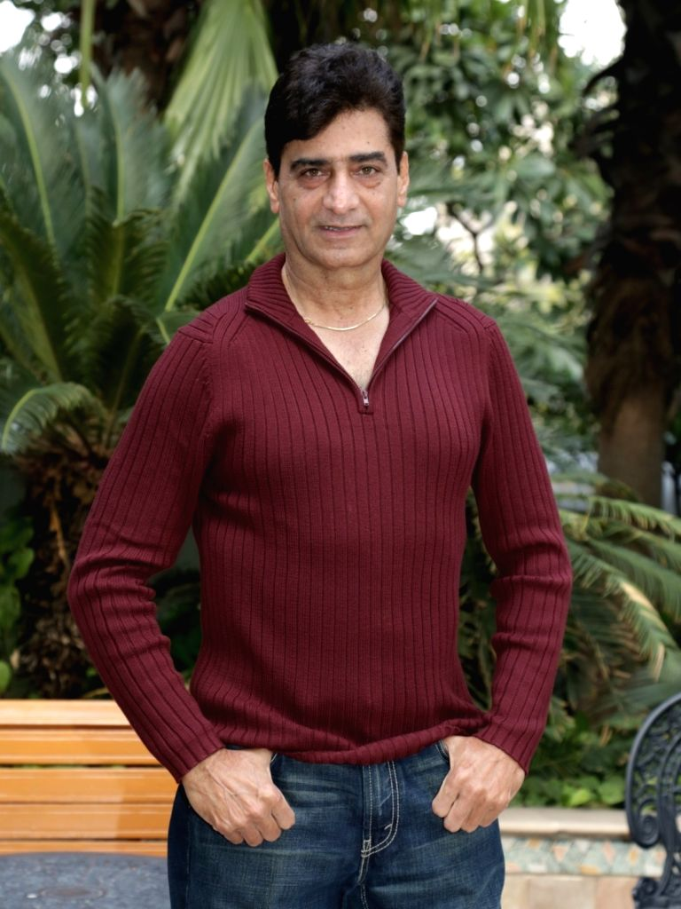"""Director Indra Kumar at the promotional interview of his upcoming film """"Total Dhamaal"""" in New Delhi, on Feb 18, 2019. - Kumar"""