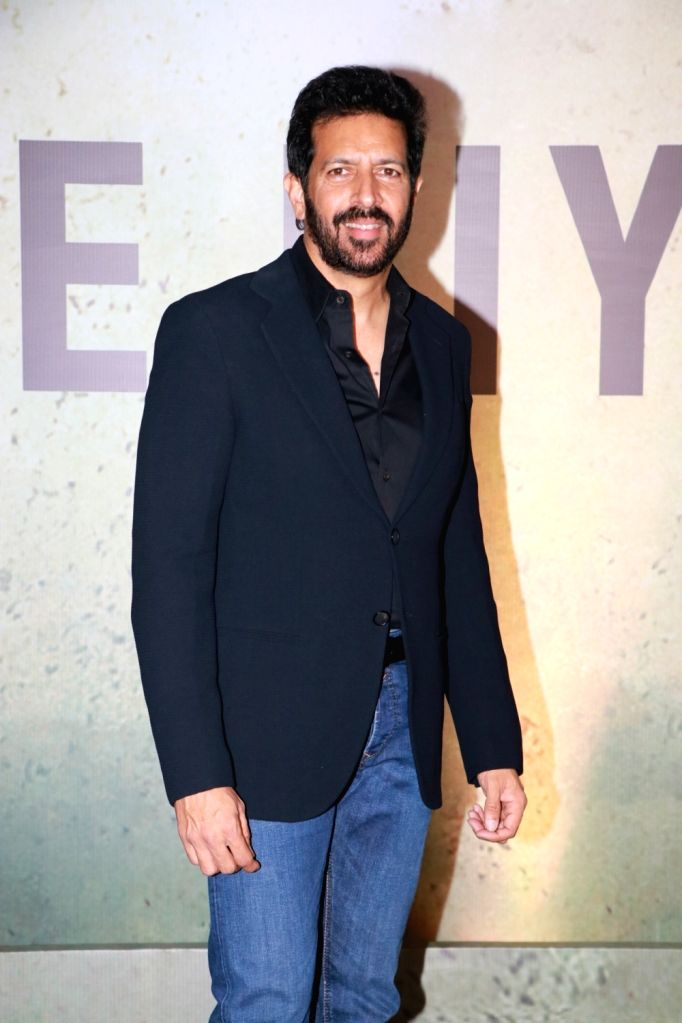 Director Kabir Khan at a live music concert led by singer-composer Pritam Chakraborty accompanied by 1000 other musicians, organised by the makers of his upcoming web series on Amazon Prime ... - Kabir Khan and Pritam Chakraborty