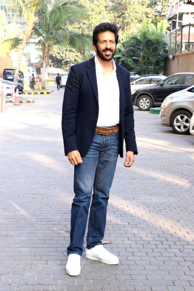 "Director Kabir Khan during the promotions of his upcoming film ""The Forgotten Army"" in Mumbai on Jan 8, 2020. - Kabir Khan"