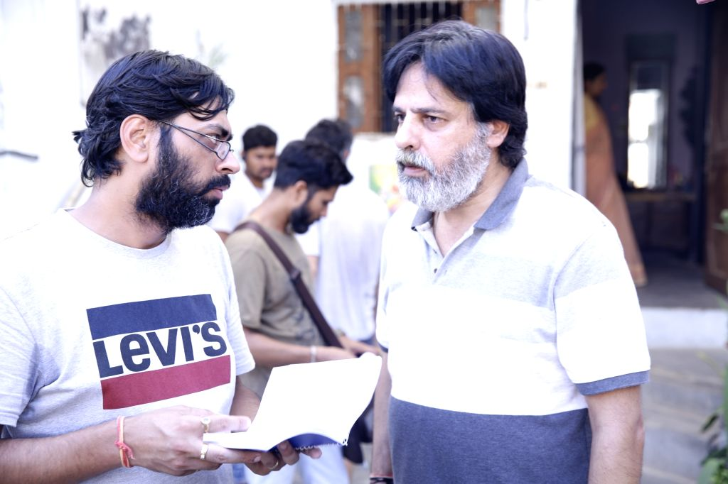 """Director Kanu Behl of """"Titli"""" fame says his upcoming film """"Agra"""", which marks the comeback of actor Rahul Roy, is an exploration of sexual dynamics within a family, confined with the physical spaces they are forced to inhabit. - Rahul Roy"""