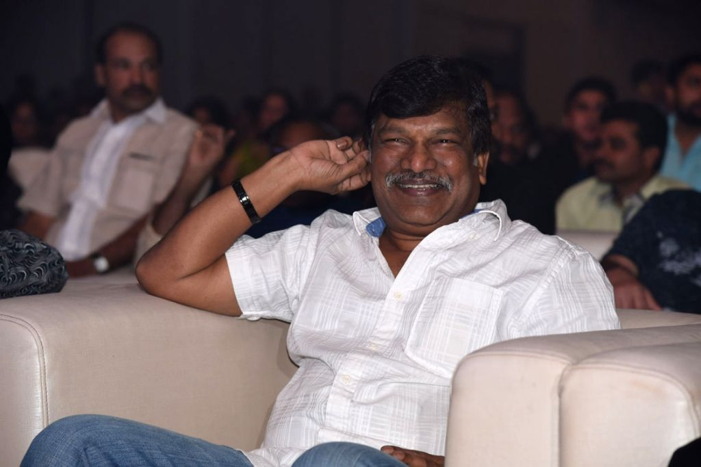 Director Krishna Vamsi during the movie auido launch of film Chicago on Hyderabad, July 05, 2017.