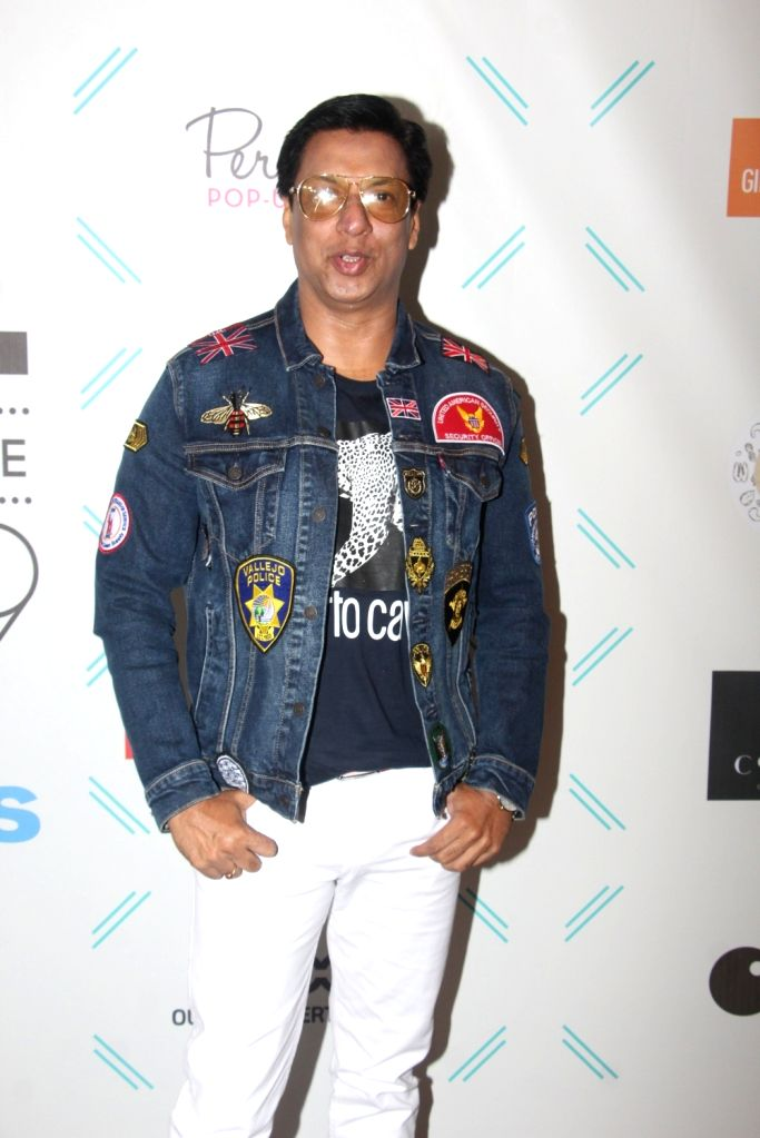 "Director Madhur Bhandarkar at ""Tassel Awards 2019"", in Mumbai, on June 1, 2019."
