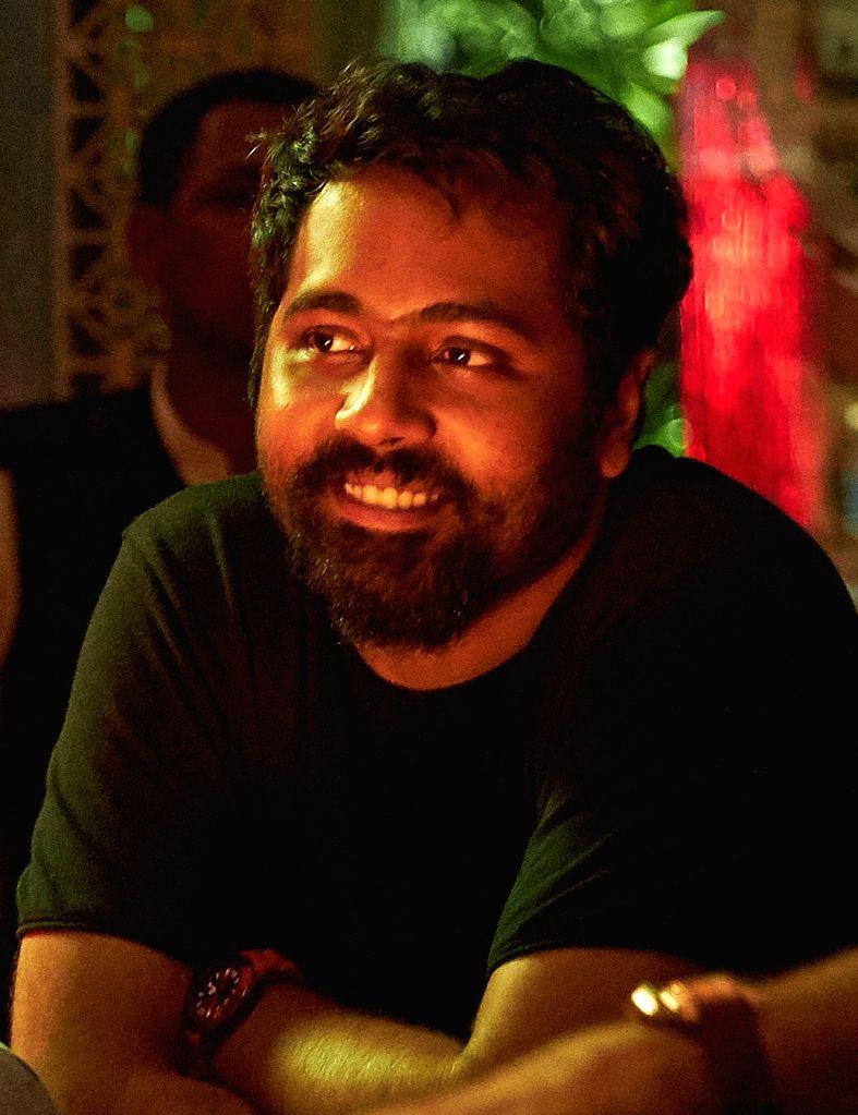 Director Mikhil Musale.