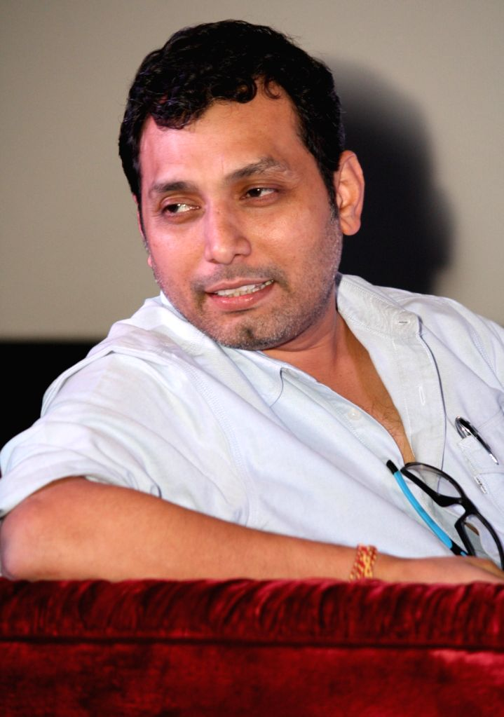 Director Neeraj Pandey at the press conference of film ``Special 26`` in PVR, New Delhi 31 Jan 2013. - Neeraj Pandey