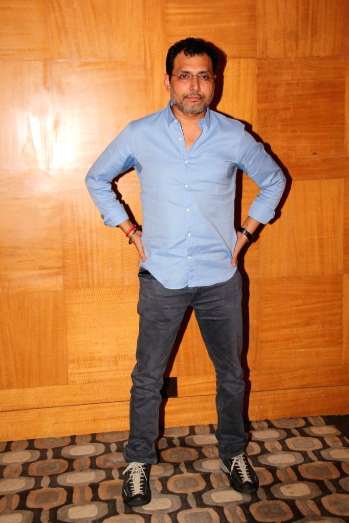 "Director Neeraj Pandey at the promotion of their upcoming film ""Aiyaary"" in Mumbai on Feb 1, 2018. - Neeraj Pandey"