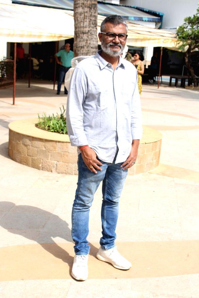 "Director Nitesh Tiwari during the promotions of his upcoming film ""Chhichhore"", in Mumbai on Aug 22, 2019."