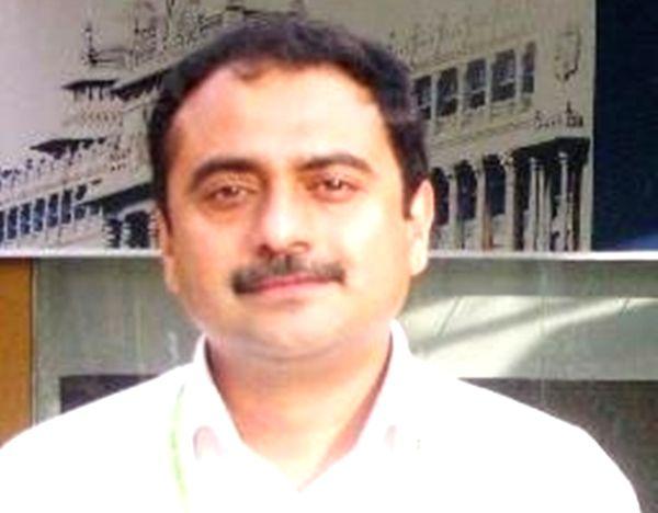 Director of Manipal Media Network Ltd Sagar Mukhopadhyay.(photo:Twitter)