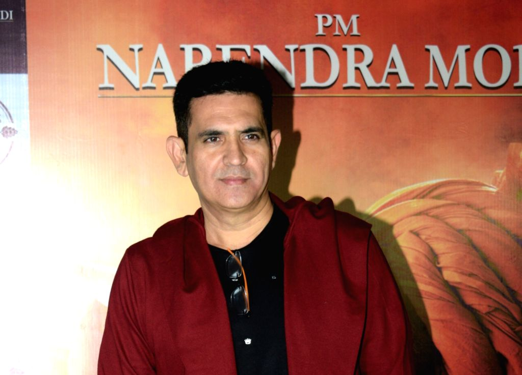 "Director Omung Kumar at the success party of his recently released film ""PM Narendra Modi"", in Mumbai, on June 13, 2019. - Narendra Modi and Omung Kumar"