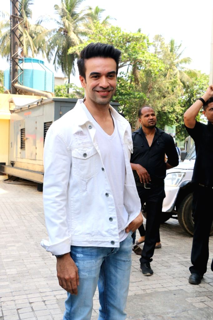 "Director Punit Malhotra at the trailer launch of his upcoming film ""Student of the Year 2"" in Mumbai, on April 12, 2019. - Punit Malhotra"