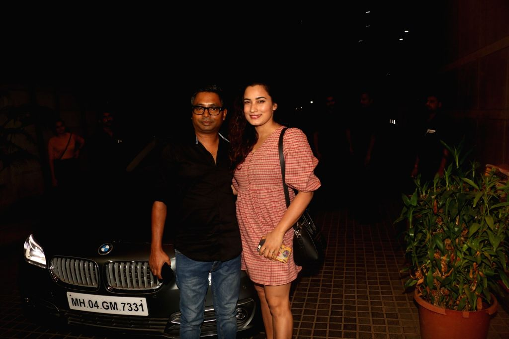 """Director Raj Kumar Gupta at the screening of his upcoming film """"India's Most Wanted"""" in Mumbai, on May 22, 2019. - Kumar Gupta"""