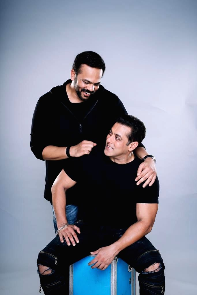 "Director Rohit Shetty's film ""Sooryavanshi"", which was to have an epic box office clash with Salman Khan's ""Inshallah"" on Eid in May 2020, will now released on March 27. Salman made the announcement with a photograph on his official twitter handle in - Rohit Shetty and Salman Khan"